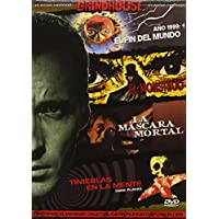 Pack Grindhouse, Christopher Lee Aniversary Collection    2dvd
