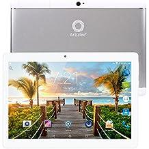 "Nuevo Tablet Artizlee ATL-21X, 10.1"" Tablet Pc (Android 6.0, Quad Core, FHD 1920x1200 IPS, 2GB RAM, 32GB, Cámara 5.0MP, WiFi, Bluetooth, OTG) Blanco, 2017 Versión Actualizada"
