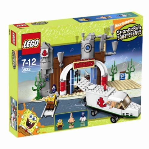 LEGO-SPONGEBOBS-3832-The-Emergency-Room