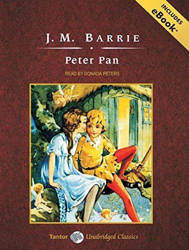 Peter Pan by Sir J. M. Barrie (2008-08-11)