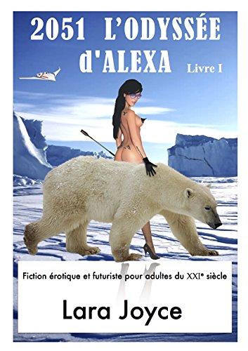 Couverture du livre 2051 L'Odyssée d'Alexa, Livre 1