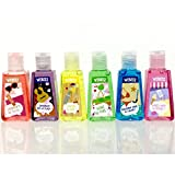 Pack de 6 Mini - antibacterianos webeez 'Collection de verano '