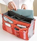 UChic Tragbare Multifunktions Make-Up Veranstalter Tasche Frauen Reise Kosmetiktaschen Für Make-Up Tasche Nylon Kulturbeutel Kits Make-Up Taschen Fällen Kosmetik Lagerung Handtasche