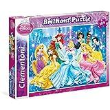 Clementoni - Puzzle Classique Brillant - 104 Pièces - Plusieurs Modèles Disponibles