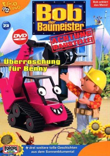 Preisvergleich Produktbild Bob, der Baumeister (Folge 23) - Überraschung für Benny
