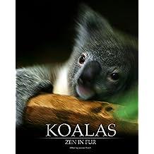 Koalas: Zen In Fur, BW Edition