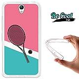 Becool® Fun- Flexible Gel Schutzhülle für Lenovo Vibe