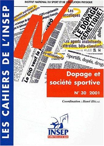 Dopage et société sportive par Collectif