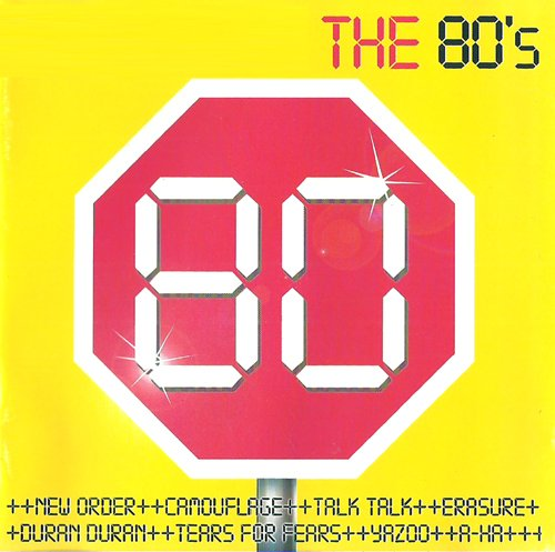 The 80's (Compilation CD, 38 Tracks)