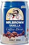 Mr. Brown Vanilla Coffee-Drink