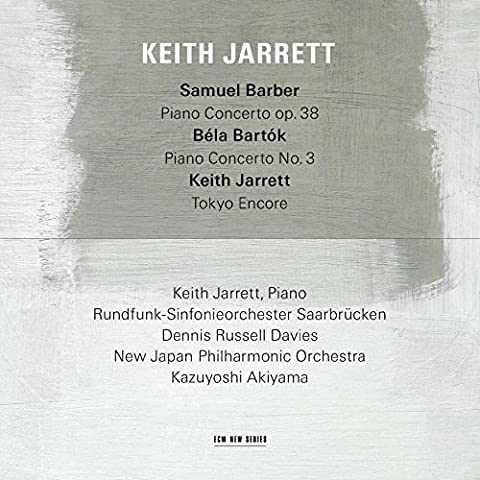 Barber: Piano Concerto, Op. 38 - Bartók: