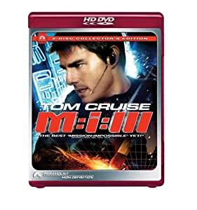 Mission: Impossible III  [HD DVD]  [2006] [US Import]