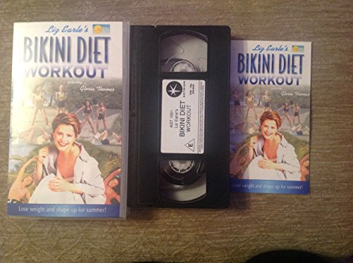liz-earles-bikini-diet-workout-vhs-uk-import
