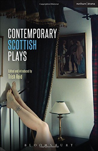 Contemporary Scottish Plays: Caledonia; Bullet Catch; The Artist Man and Mother Woman; Narrative; Rantin (Play Anthologies) by Beaton, Alistair, Drummond, Rob, Pearson, Morna, Hurley, Kie (2014) Paperback (Kies Womens)