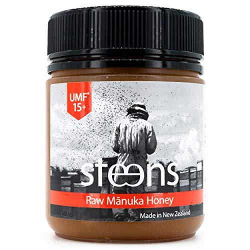Steens - Miel de Manuka Cruda 15+ Apicultor 340g
