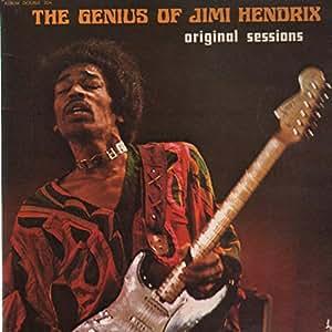 Jimi Hendrix - The Genius Of Jimi Hendrix, Original Sessions - Disques Festival - ALBUM 204