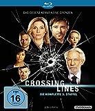 Crossing Lines - Staffel 3 [Blu-ray] - William Fichtner, Donald Sutherland, Marc Lavoine, Gabriella Pession, Tom Wlaschiha