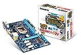 Gigabyte GA-H61MA-D2V Mainboard Sockel 1155 (Intel H61, 2X DDR3 Speicher, PCI-e, Micro ATX, 4X USB 2.0)