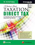 A Student'S Guide Taxation-Direct Tax