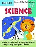 Science Pre K & Up: Sticker Activity Book (Kumon Sticker Activity)