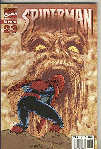 Spiderman tercera serie, prestigio lomo rojo numero 23