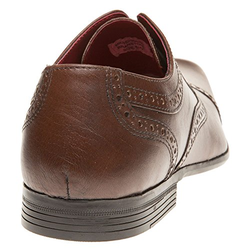Red Tape Branston Homme Chaussures Marron Marron