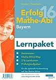 Erfolg im Mathe-Abi 2016 Bayern Lernpaket: mit der Original Mathe-Mind-Map