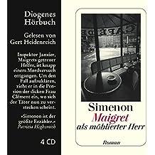 Maigret als möblierter Herr (Diogenes Hörbuch)