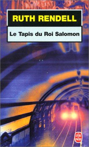 Le tapis du roi Salomon par Ruth Rendell