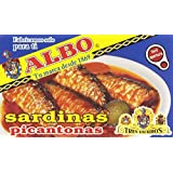 Albo Sardinas Picantonas - 85 g