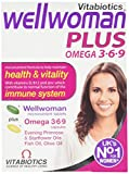 Vitabiotics Wellwoman Plus Omega 3∙6∙9 – 56 Tablets/Capsules