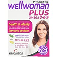 Vitabiotics Wellwoman Plus Omega 3∙6∙9-56 Tablets/Capsules
