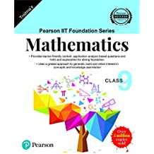 Pearson IIT Foundation Series - Maths - Class 9