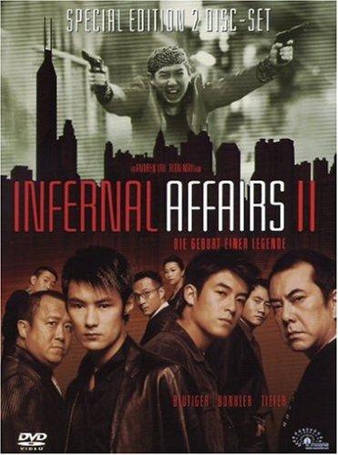 Bild von Infernal Affairs II (2 DVDs) [Special Edition]