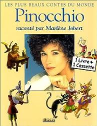 Pinocchio, livre-cassette