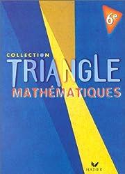 Triangle : Mathématiques, 6e