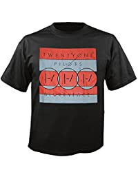 TWENTY ONE PILOTS - In Blocks - T-Shirt