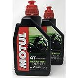 Aceite Moto - Motul Scooter Expert 4T 10W-40, 2 litros (2x1 lt
