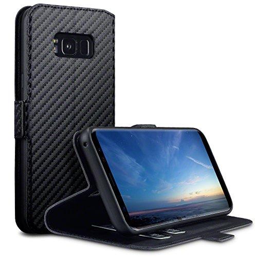TERRAPIN Samsung Galaxy S8 Plus Funda Cartera