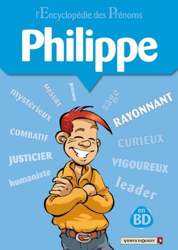 L'encyclopédie des prénoms tome 08 : Philippe