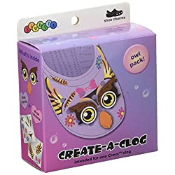 Crocs Owl Deck Out Decoraci...