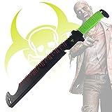 BKL1® Zombie Dead Machete Mach Haumesser Axt Beil Buschmesser 18