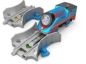 Thomas and Friends Turbo Thomas, Tren de Juguete Niños 3 Años (Mattel FPW69)