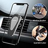 FLOVEME - Supporto per cellulare per auto, con calamita, per bocchette di aerazione auto, compatibile con iPhone XS/XR/X/8/7/6P, Samsung S9/S8/S7, Huawei ecc.