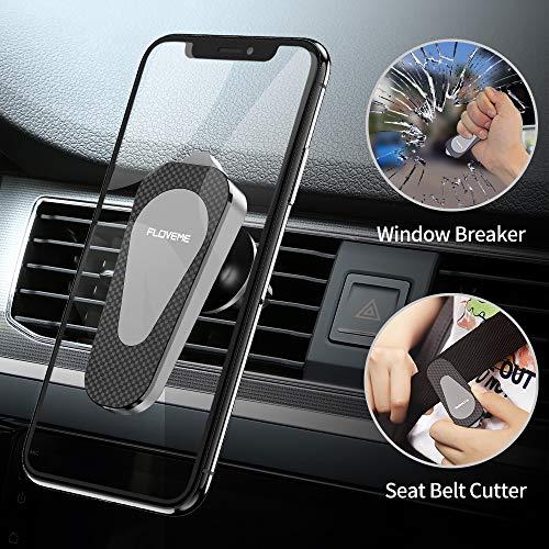 FLOVEME Handyhalter Fürs Auto Magnet, Handyhalterung Auto
