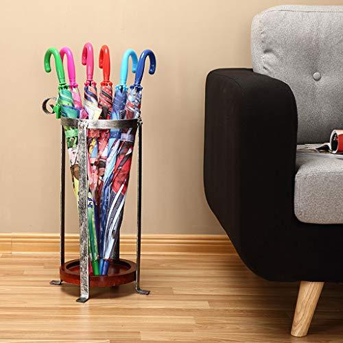Stockage debout Porte-parapluie créatif maison seau parapluie (Couleur : C)