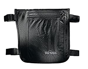 Tatonka Geldaufbewahrung Skin Secret Pocket, Black, 19 x 19 cm, 2854