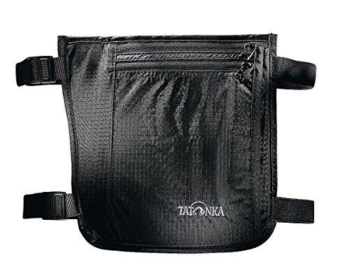 Tatonka Geldaufbewahrung Skin Secret Pocket, Black, 19 x 19 cm, 2854