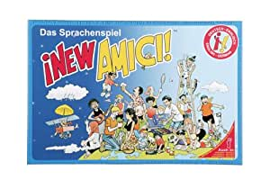 New Amici Deutsch-English Sprachlernspiel