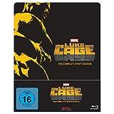 Marvel´s Luke Cage: Die komplette 1. Staffel - Steelbook [Blu-ray]